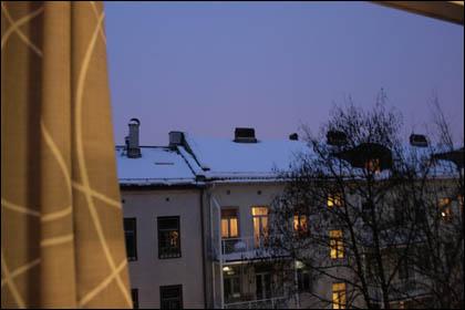 Oslo's Sky