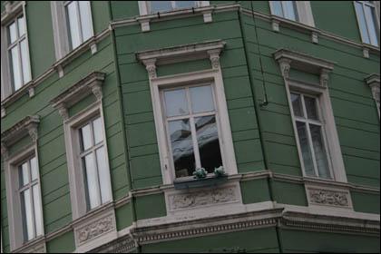 Green Bergen House