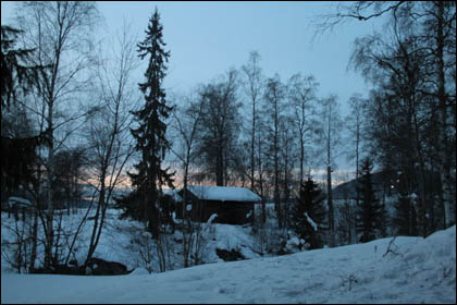 Norwegian Landscape 1