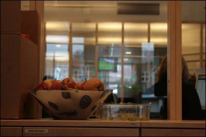 Fruits at NRK