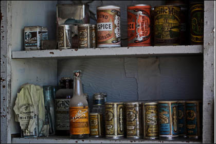 old cans