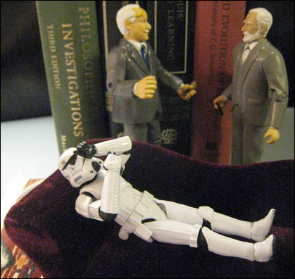 Stormtrooper with Freud