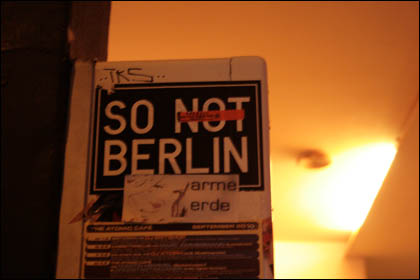 SO NOT BERLIN